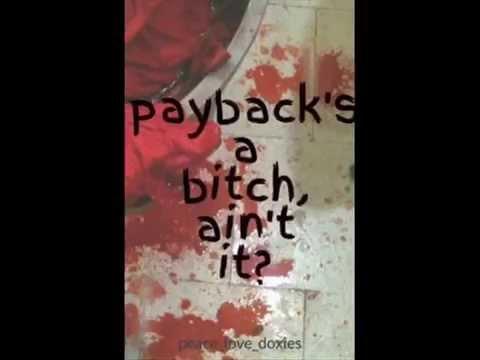Billy Boldt   Paybacks A Bitch