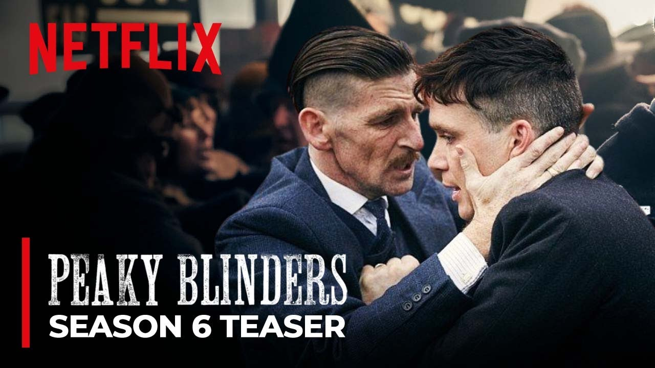 Download Peaky Blinders Season 6 Teaser (2022) With Cillian Murphy And Paul Anderson