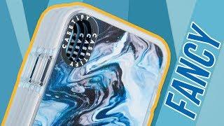The Fanciest iPhone Xs Tough Case?! - Casetify Impact Case - Review