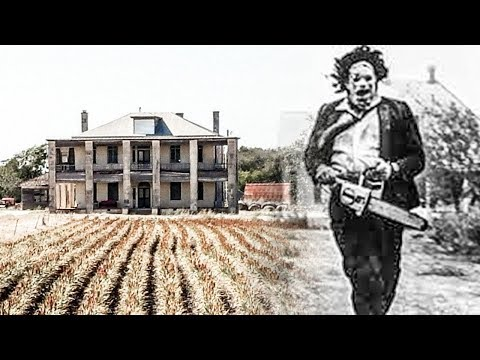REAL TEXAS CHAINSAW MASSACRE HOUSE - ABANDONED IN TEXAS
