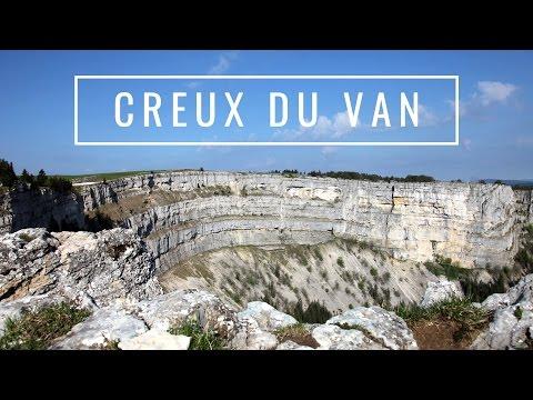 Le Creux du Van, le Grand Canyon suisse