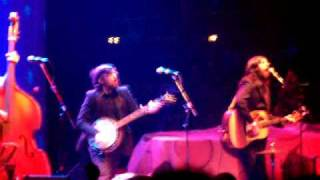 The Avett Brothers - Go To Sleep (New Years Eve Asheville 2009)