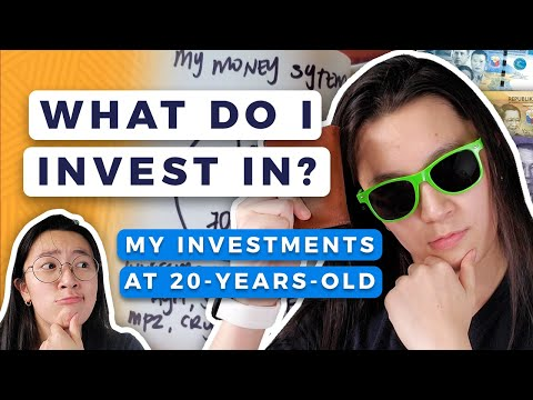 📈 What I Invest in as a 20-year-old College Student in the Philippines (and why I invest in them) 🤔