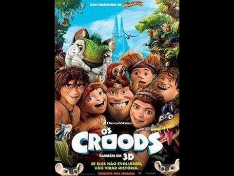 Trailer do filme Os Croods