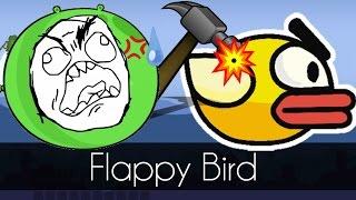 Bad Piggies - FLAPPY BIRD (Field of Dreams)