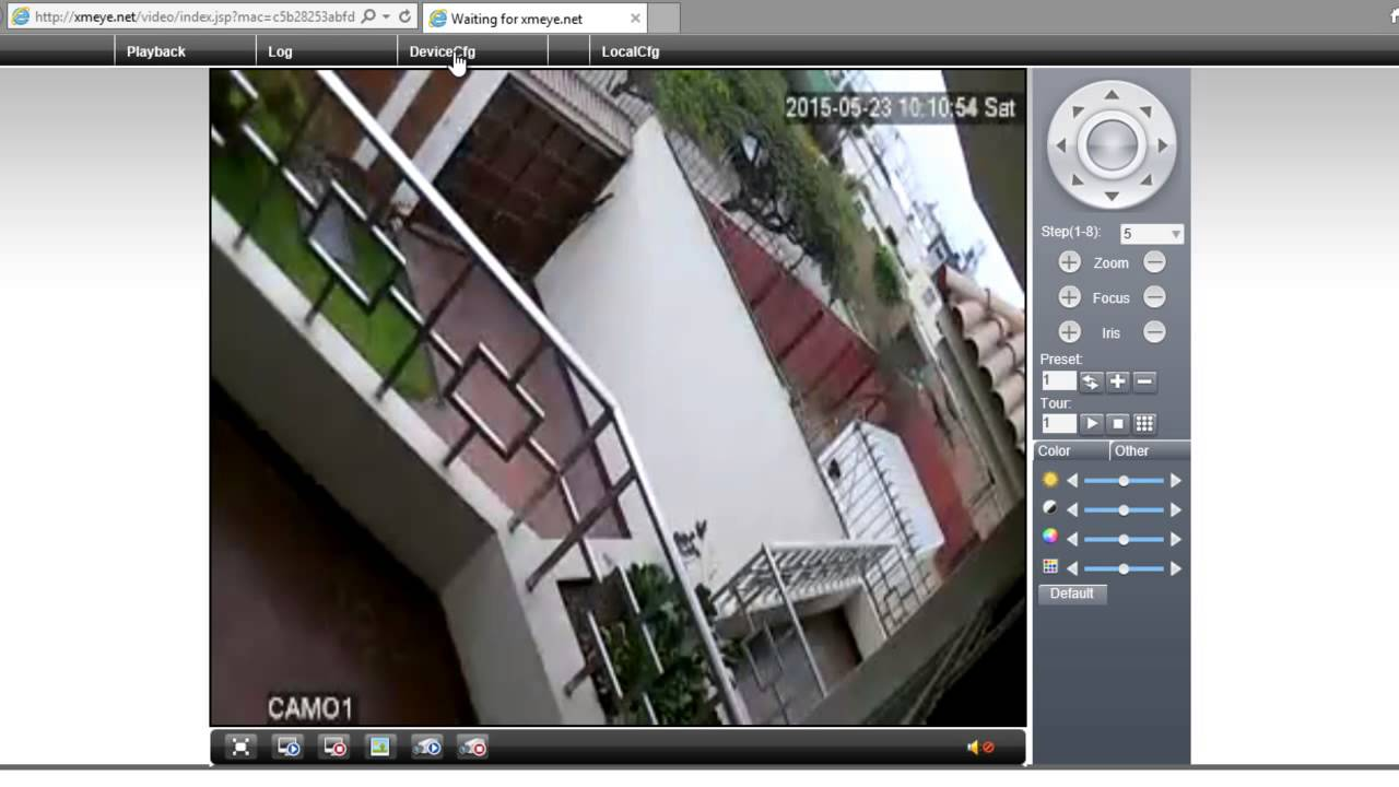 Configurar Camara Ip P2p Hd Por Internet O Pc Por Wifi O