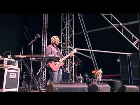 Badly Drawn Boy @ Glastonbury 2002