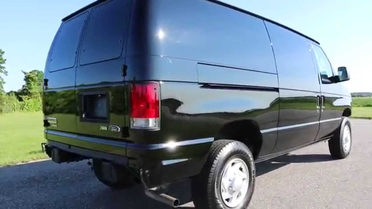 2013 ford e250 cargo van for sale carpeted interior power windows low miles sold on 907a youtube