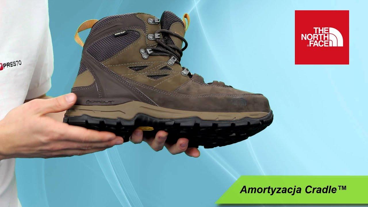 najlepiej tanio dobra tekstura buty do separacji Buty trekkingowe męskie Verbera Hiker GTX The North Face na  www.sklep-presto.pl