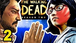 EPIC SMACK!! - The Walking Dead: Season 2 Episode 3 (Part 2)