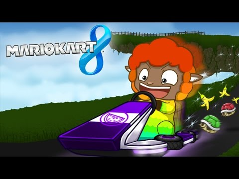 Mario Kart 8 :: Mindcrack Multiplayer - Huh? Who Is That? thumbnail