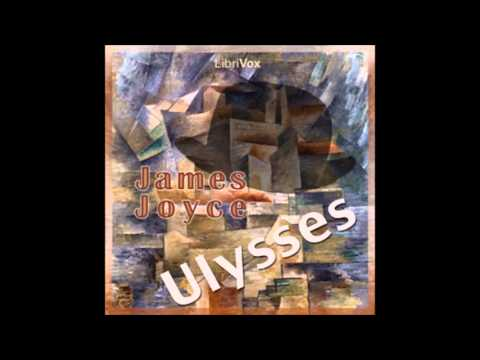 Ulysses by James Joyce (FULL Audiobook) - part (1 of 3)