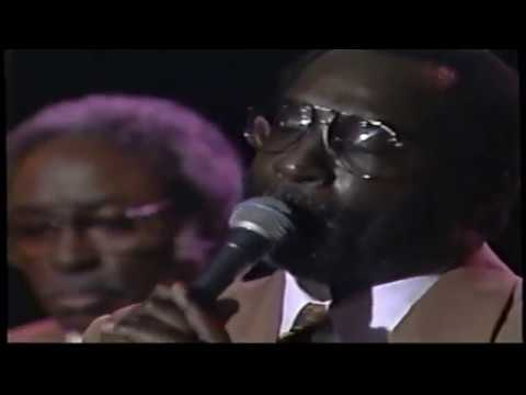 Luther Barnes and The Sunset Jubilaires -  Stop By Here