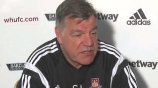 Sam Allardyce: I'll stay West Ham...