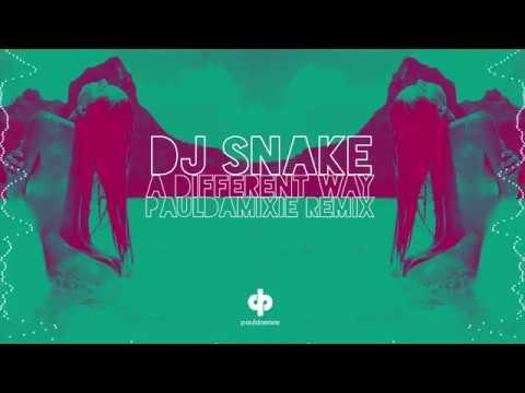 DJ Snake feat. Lauv - A Different Way (Paul Damixie Remix)
