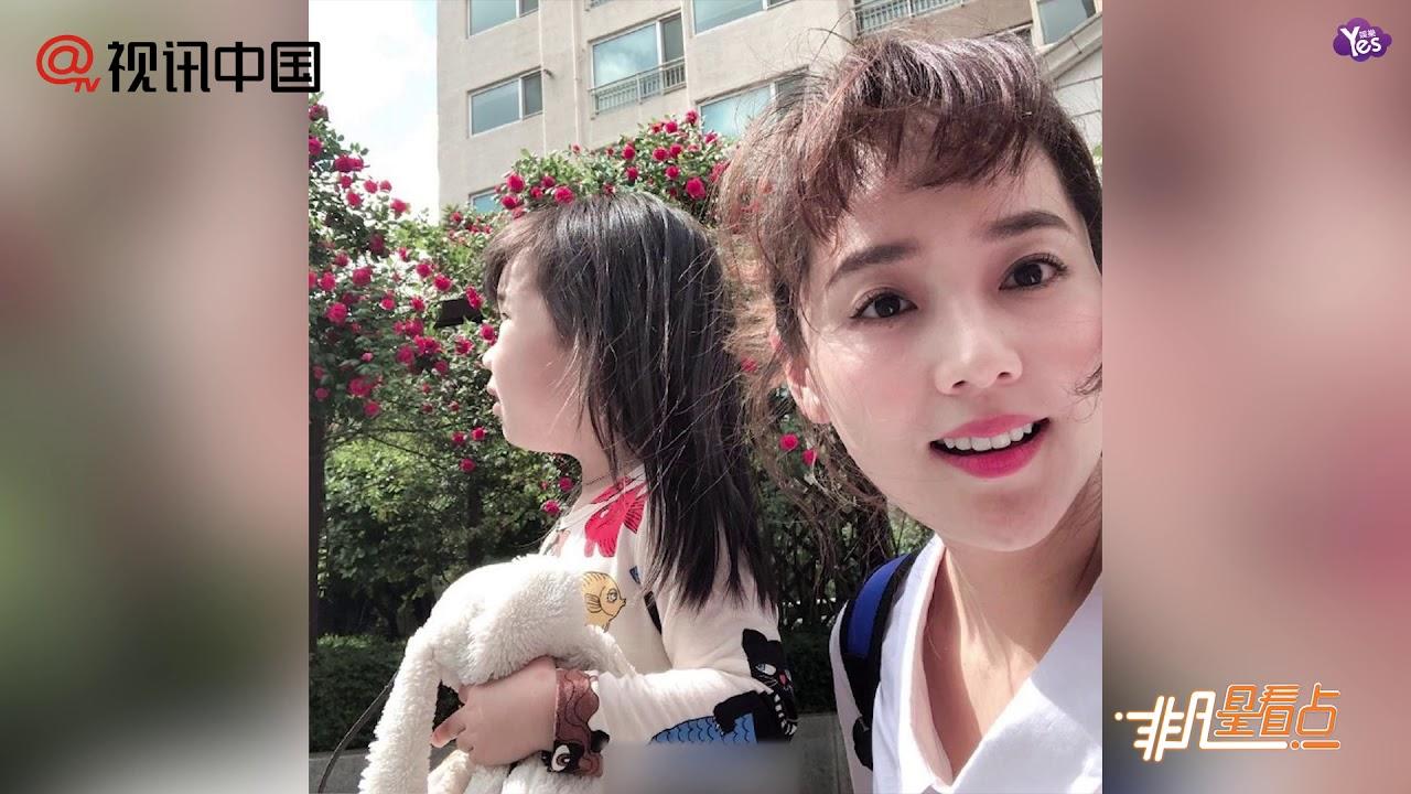 【近期】柳真公開女兒露熙近照 皺眉模樣可愛似小天使 - YouTube