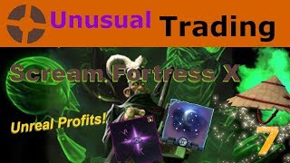 [TF2 2018] Unusual Trading! One Month of Trades! God tiers! New Effects! Unreal Profits! (Ep.7) YouTube Videos