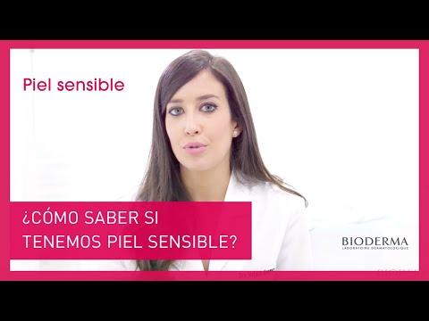 Piel Sensible: ¿Cómo Saber si Tenemos Piel Sensible? | BIODERMA