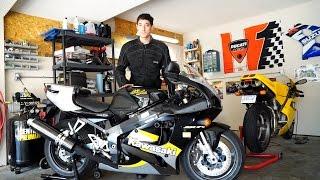 Used Bike Reviews - Kawasaki Ninja ZX7R ( 1996 - 2003 )