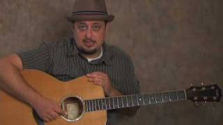 Easy Acoustic Guitar Lessons For Beginners - How to tune