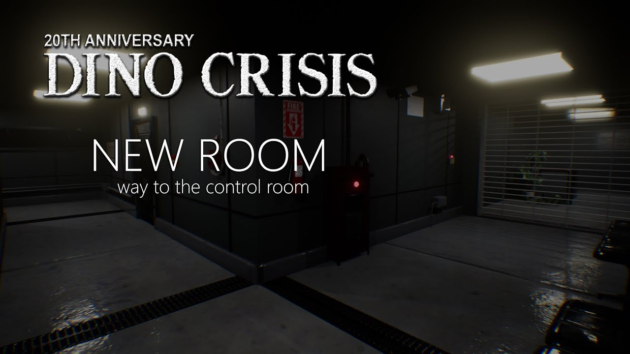 Fans Are Trying To Remake Dino Crisis In Unreal Engine 4