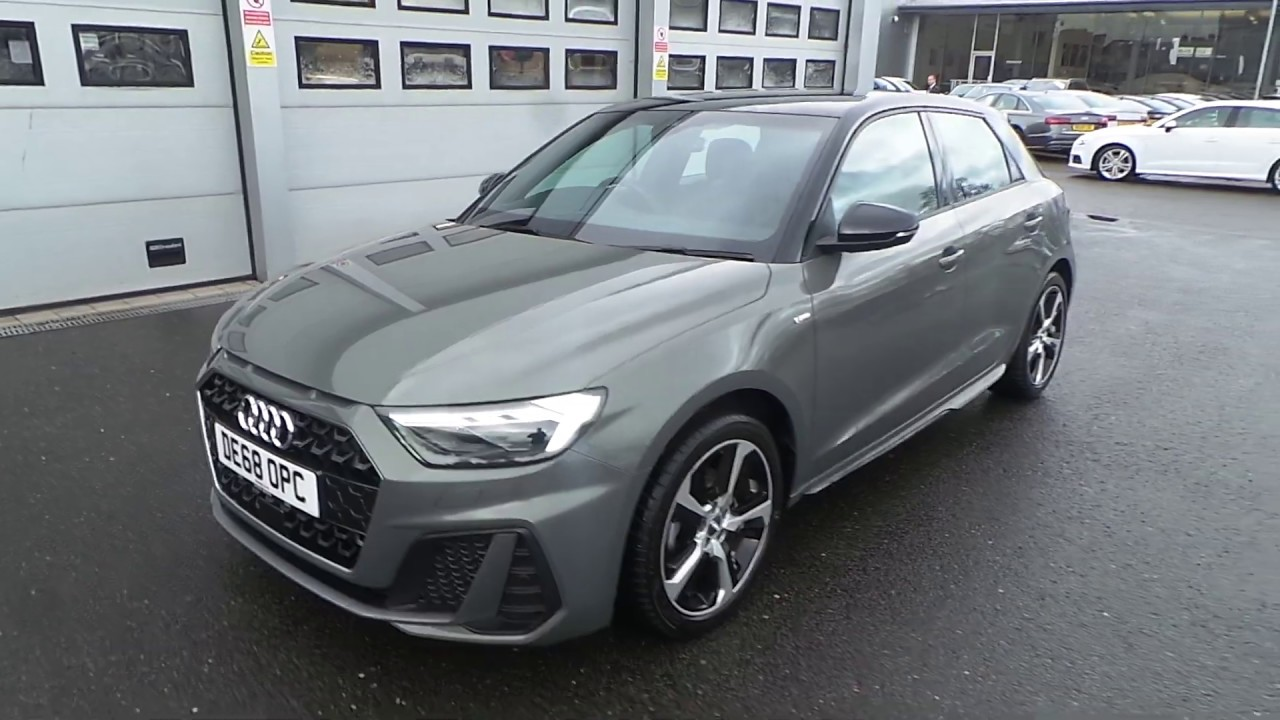 New Model Audi A1 Sportback S Line 30 Tfsi 116 Ps S Tronic For