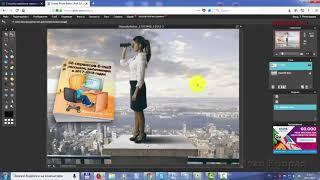 Обучение фотошопу бесплатно, работа со слоями в фотошопе