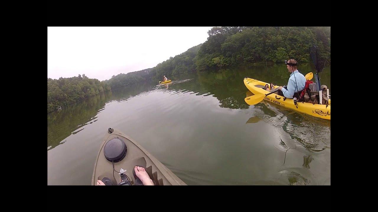 Gopro hd kayak fishing prank youtube for Youtube kayak fishing