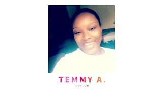 Temmy A - Summer Smile Giveaway Finalist
