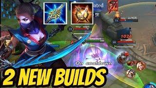 AIRI JUNGLE 2 NEW BUILDS | Epic Bloodraid Skin | Airi Arena of Valor Gameplay Conqueror
