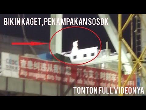 ViRAL! Penampakan Sosok Diduga POC*NG Di Kalimantan Terekam Kamera