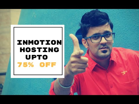InMotion Hosting Discount Coupon Code Special ✅ Upto 75% OFF