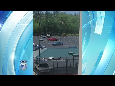 Hawaii County police arrest suspect in Kailua-Kona shooting