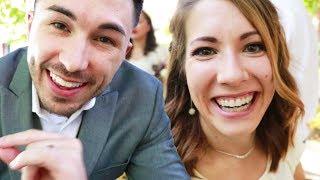 Finally Getting Married! - Beautiful Fall Wedding Vlog