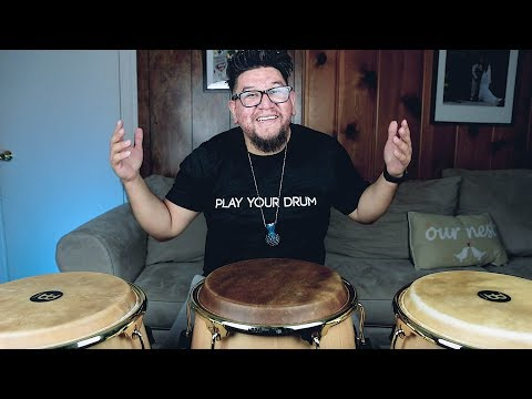 How To Do An Abakua Exercise on Congas