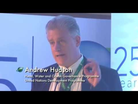 Keynote: Achieving the Water, Ocean and Related Sustainable Development Goals (Andrew Hudson, UNDP)