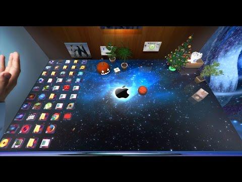 جعل سطح المكتب الخاص بك ثلاثي الابعاد غاية في الروعـة Youtube