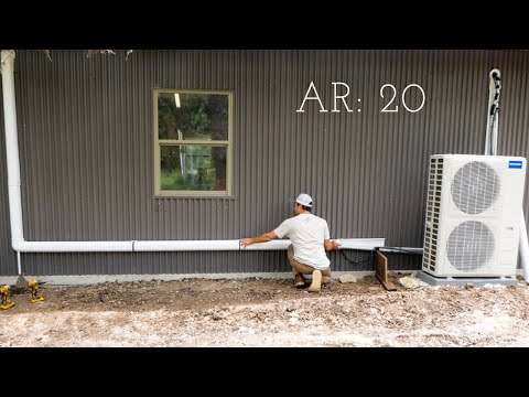 Installing A Multi Zone AC System And An Interview With My Dad