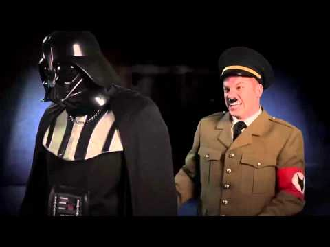 1-Hour- Hitler vs Vader 2   Epic Rap Battles of History Season 2
