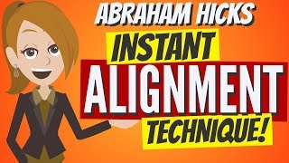 Abraham-Hicks - NEW Way To INSTANTLY Align | MANIFEST ANYTHING And Stay In Alignment All Day!!