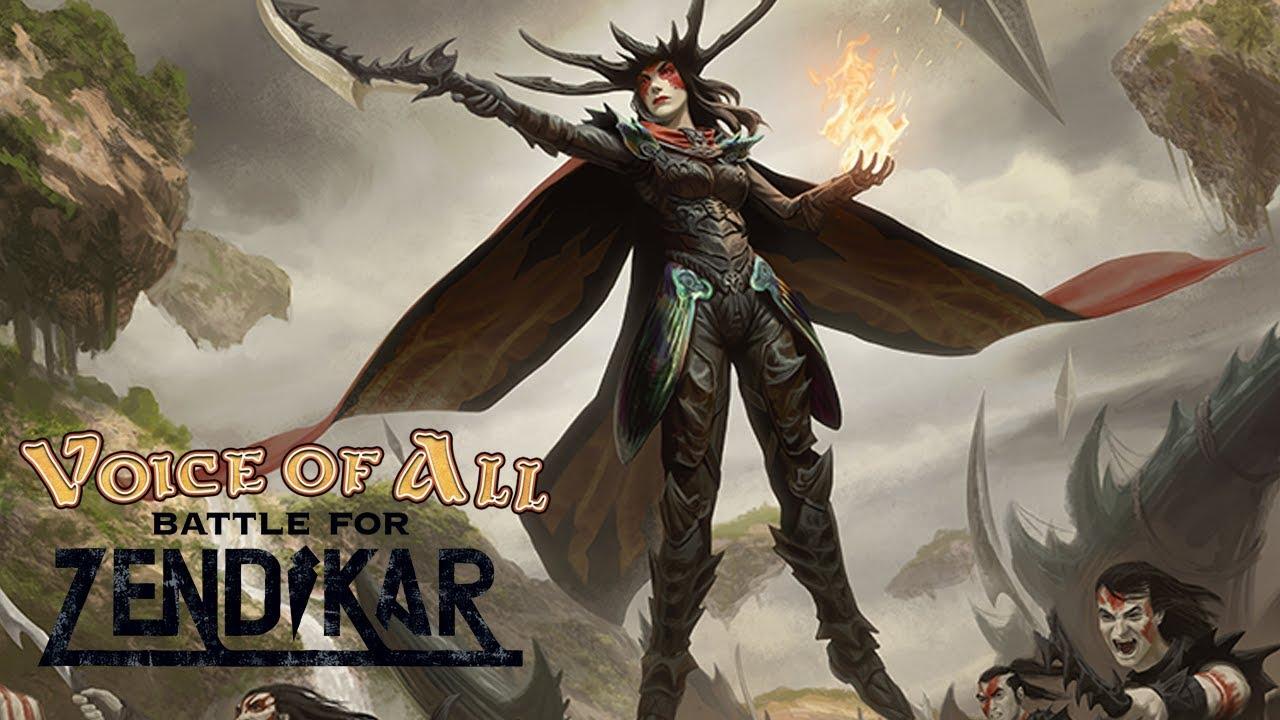 Memories of Blood - Battle for Zendikar 5 - Audio Drama #1