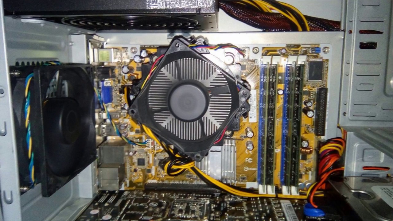Bsel Mod Fr Intel Core 2 Quad Q6600 Youtube Processor