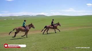 """Naadam 2020"" Test car rig2 4K Mongolia"