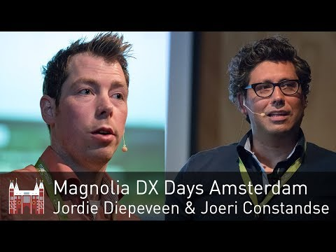 Magnolia DX Days Amsterdam 2017 - Trimm, Jordie Diepeveen & Joeri Constandse