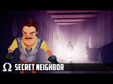 HELLO NEIGHBOR MULTIPLAYER! (SUPER CREEPY) | Secret Neighbor (Beta) Ft. Delirious, Toonz, & More!