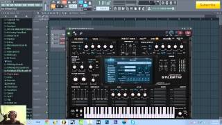 How To Make A Drake Type Bass Sound In Sylenth1(freedl) By Itzdifferentbeatz