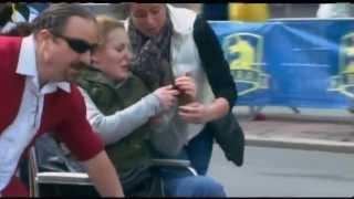 Eyewitness Account of Boston Marathon Explosions