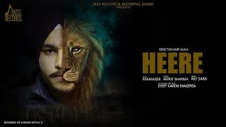 HEERE | ( Full ) | RYAANVEER | New Punjabi Songs 2019 | Latest Punjabi Songs 2019