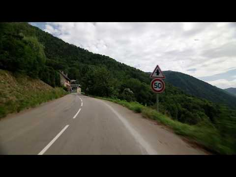 Col de la Madeleine from La Chambre - Indoor Cycling Training
