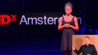From 'devil's child' to star ballerina | Michaela DePrince | TEDxAmsterdam 2014 (SIGN LANGUAGE)
